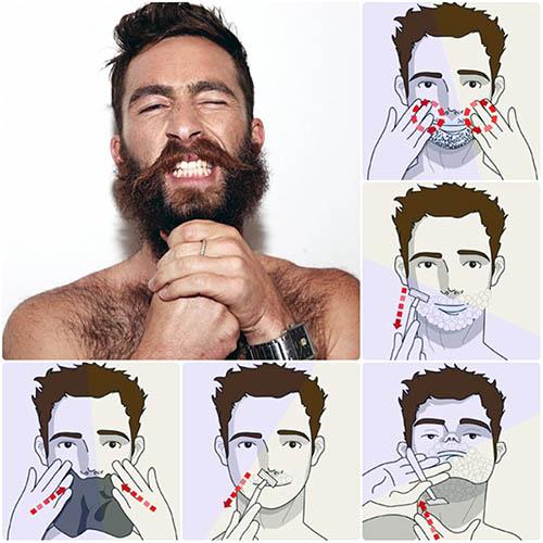 Как правильно бриться мужчине — советы для начинающих3