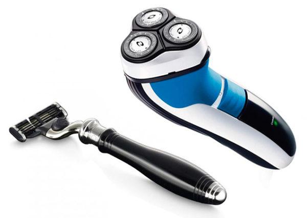 Как бриться электробритвой правильно — особенности, методы, рекомендации2