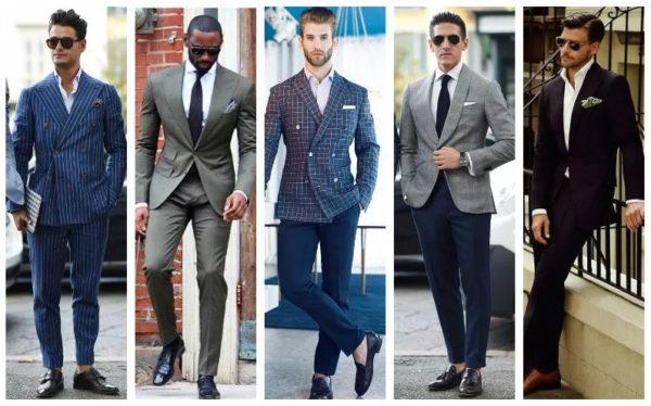 Мужской дресс-код — научим соответствовать ситуации1