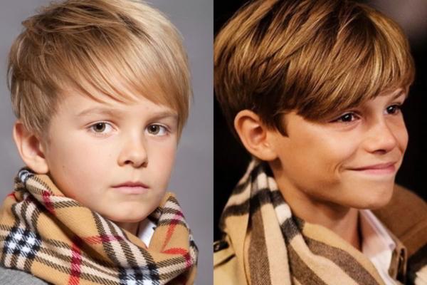 Современные модные стрижки для подростков мальчиков: описание и фото13